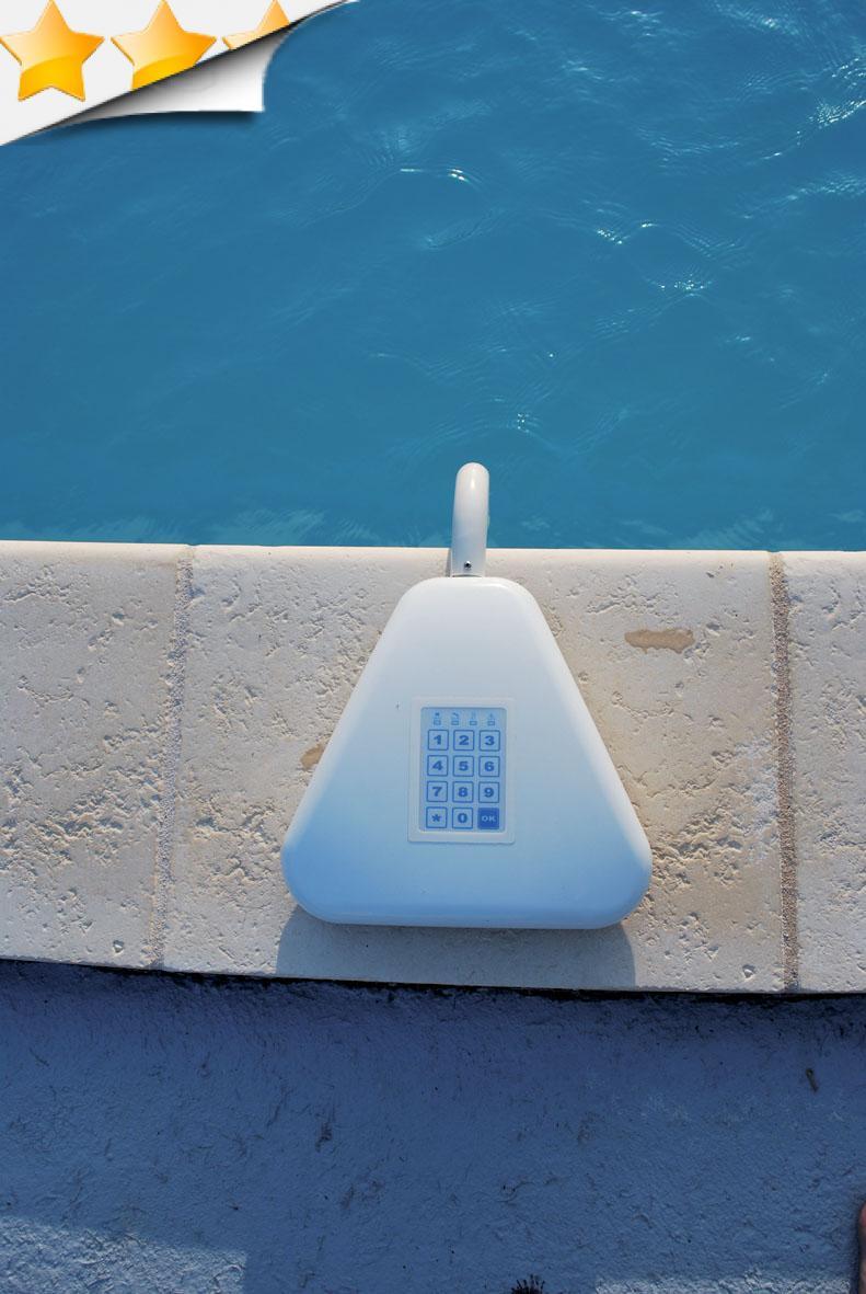 Vente alarme de piscine chez lpc montbrison for Alarme immersion piscine