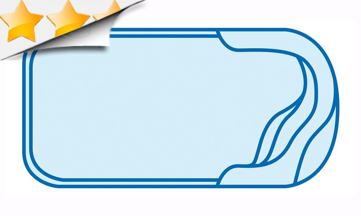 Achat piscine coque contemporaine chez lpc montbrison for Achat piscine coque