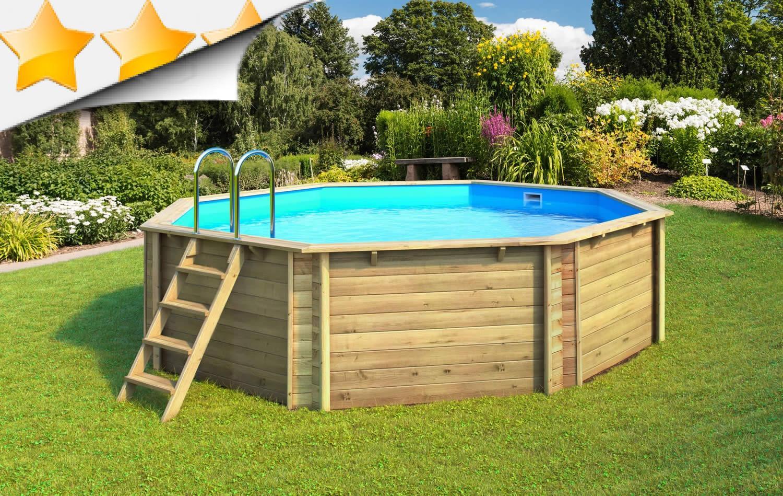 Vente de piscine bois loire 42 par lpc for Vente de piscine