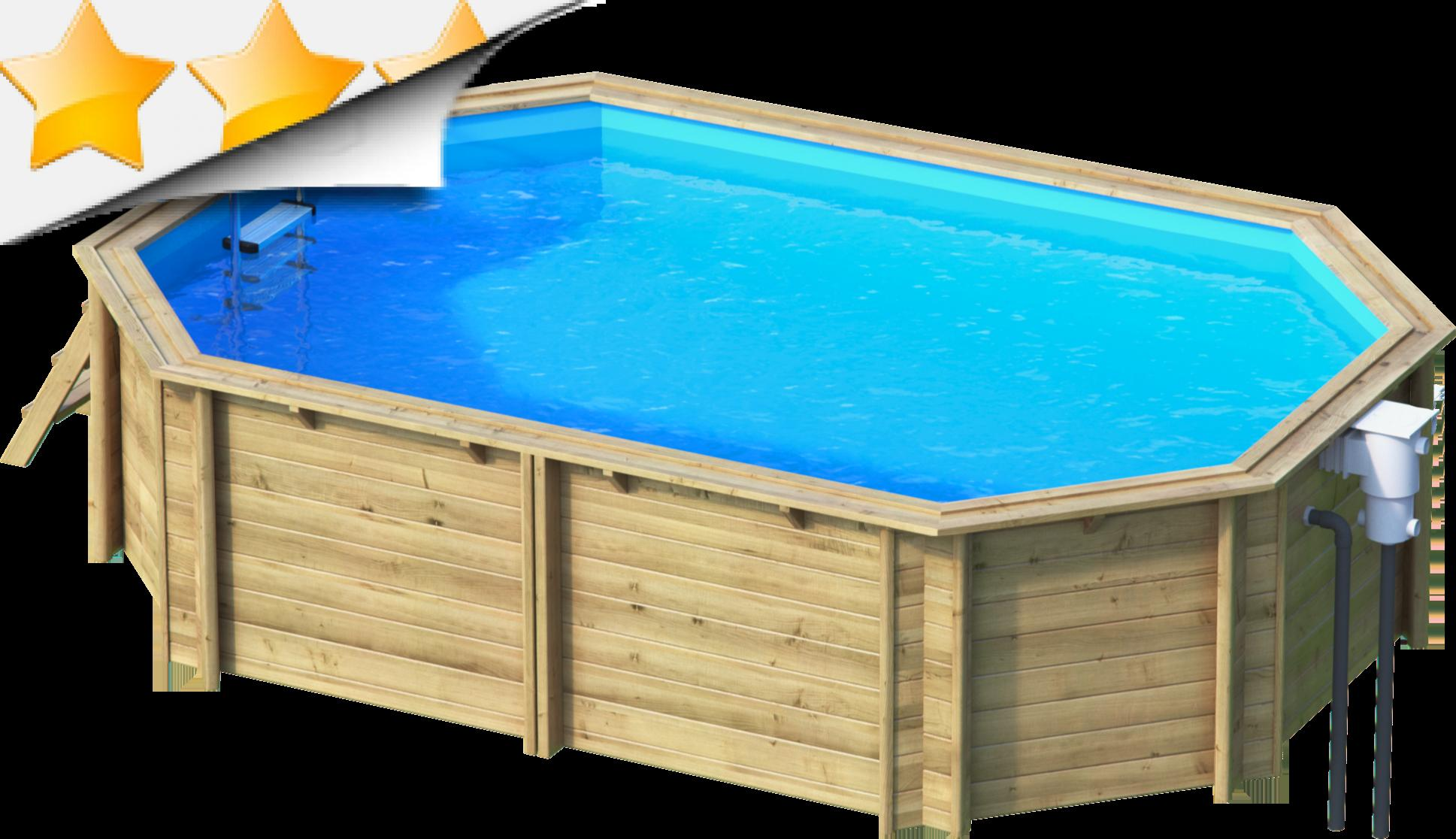 tropic octo 450 piscine octogonale